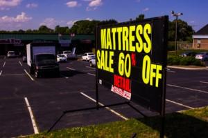 Find mattress