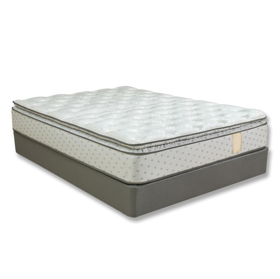 Elan pillow top greenville mattress company for Which mattress company is the best